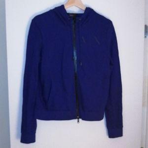 Armani Exchange Blue cardigan size large